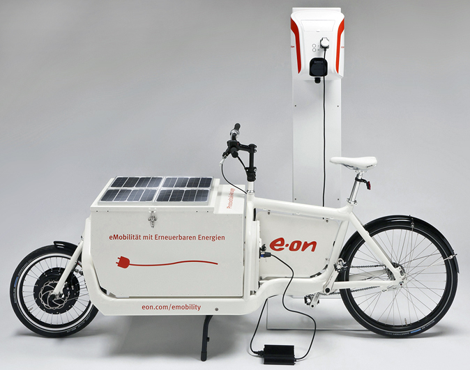 Solar-E-Bike iBullitt E.ON