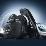 Bosch E-Bike-System: Motor-Akku-Bedieneinheit