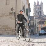 Studie und Statistik: E-Bikes nicht gefährlicher