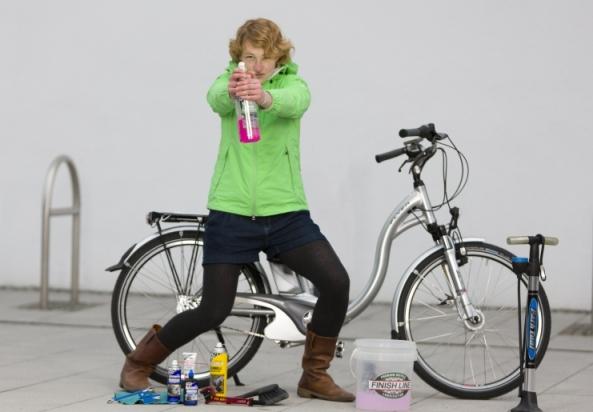 E-Bike-Pflege leicht gemacht