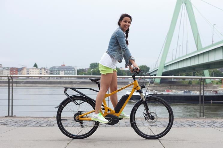 E-Bike Riese & Müller Delite Hybrid