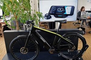 Winora RADAR – Smartphone-Integration mit COBI