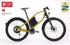 E-Bikes der neuen Klever X-Serie mehrfach ausgezeichnet